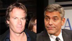 George Clooney defends Cindy Crawford's husband in sexual harassment case
