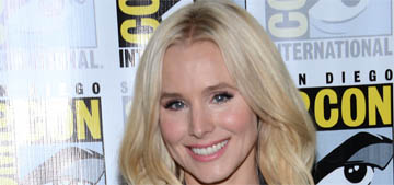 Kristen Bell shares photos of her courthouse wedding to Dax Shepard