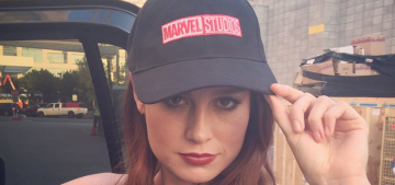 Brie Larson formally announced as Captain Marvel: good choice or too young?