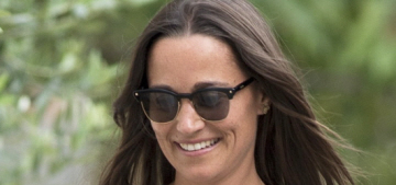 Pippa Middleton's fiancé has been obsessed with her for the past ten years?