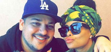 Rob Kardashian unfollowed Blac Chyna on Instagram, deleted all photos of her