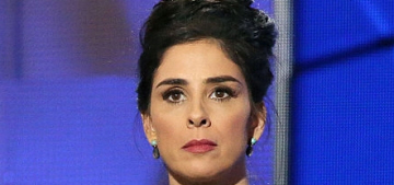 Sarah Silverman: 'To the Bernie-or-Bust people: you're being ridiculous'