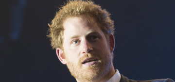 Prince Harry admits he didn't talk about his mother's death until he was 28
