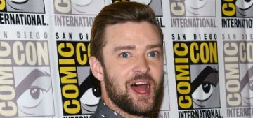 Justin Timberlake was slapped by spectator at golf tournament, danced it off