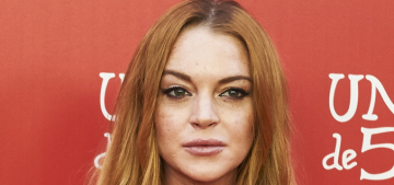 Lindsay Lohan: 'I am sorry that I've exposed certain private matters recently…'