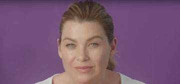Ellen Pompeo on 7 seasons of 'Greys': 'Watching myself age on TV is miserable'