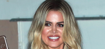 Khloe Kardashian on Trump: 'I don't think he would make a good president'