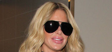 Kim Zolciak tells daughter, 19, to get lip injections 'if it makes her happy'