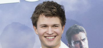 Ansel Elgort has been making EDM music under the name 'Ansolo'