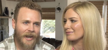 Heidi Montag & Spencer Pratt on fame: 'Taylor Swift & Calvin Harris? That was us'