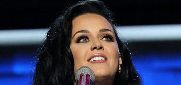 Katy Perry performs 'Rise' & 'Roar' at the DNC: awesome or nothingburger?