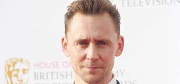 Is Tom Hiddleston in LA to take meetings with the James Bond producers?