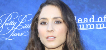 PLL's Troian Bellisario is 'so appalled' by Taylor Swift's 'false feminism'