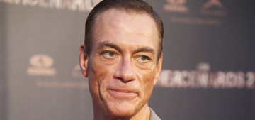 """Jean Claude Van Damme walked out of an Aussie TV interview"" links"
