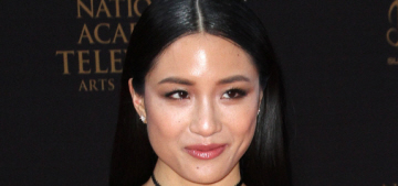 Constance Wu is really mad that Matt Damon is the star of 'The Great Wall'