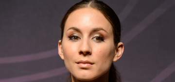 Troian Bellisario 'truly has no opinion' on Taylor Swift's recent shenanigans