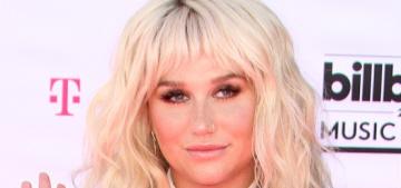 Kesha dropped her California-based lawsuit against Dr. Luke, so depressing
