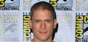 Wentworth Miller on depression: 'I don't put pressure on myself to stay positive'