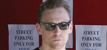 Tom Hiddleston flew out of LA solo, arrives in Australia with no sign of Swifty