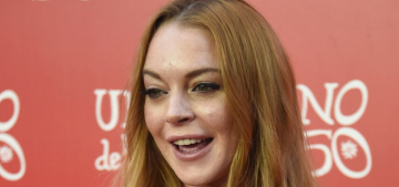 Dina Lohan: Lindsay Lohan isn't pregnant, she was just trying to get revenge