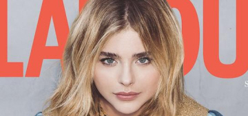 Chloe Moretz on juice cleanses: 'Be under no illusions: you are starving yourself'
