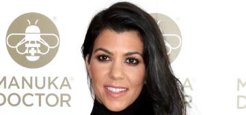 Kourtney Kardashian takes a love potion prescribed by her doctor: ridiculous?