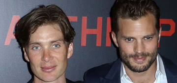 Jamie Dornan v. Cillian Murphy at NYC premiere: who would you rather?