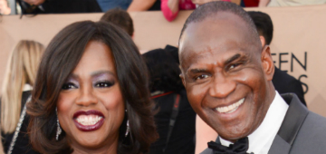 Viola Davis on meeting her husband of 13 years: 'I didn't call him for six weeks'