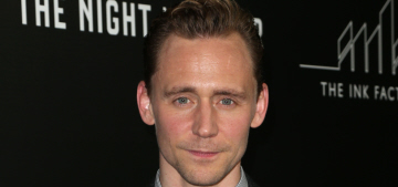 There's 'absolutely no way' Tom Hiddleston will be James Bond, UK author says