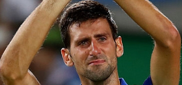 Novak Djokovic & the Williams sisters lost their first rounds at the Olympics