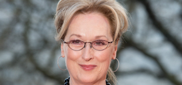 Meryl Streep had no idea that Clint Eastwood will be voting for Donald Trump