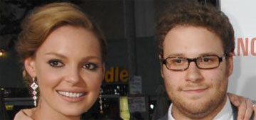 Seth Rogen on Katherine Heigl: 'When I apologize, I don't [use] a public forum'