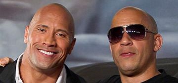 Dwayne Johnson's 'candy ass co-star' blind item was about Vin Diesel