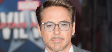 Robert Downey Jr. had the best reaction to Tom Hiddleston's first Instagram