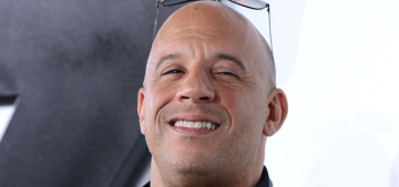Has Vin Diesel been acting like a huge douche on-set for the past year?