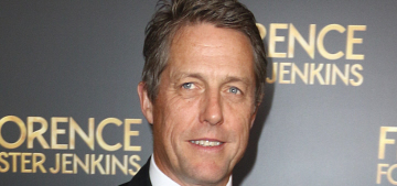 Hugh Grant: We aren't 'meant to be in 40-year-long monogamous relationships'
