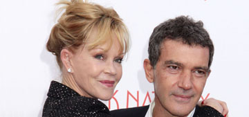 Melanie Griffith and Antonio Banderas wish happy birthday to each other: sweet?