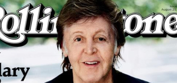 Paul McCartney on the Rolling Stones: 'Not as good as the Beatles, but good'