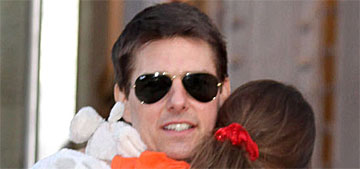 Tom Cruise hasn't seen or contacted Suri in three years, Gossip Cop confims