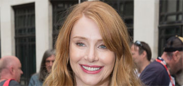 Bryce Dallas Howard: My mom was vigilant that we not become entitled