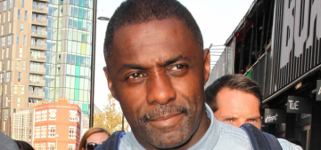 Idris Elba 'danced with Taylor Swift at the Met Gala,' just like Hiddles