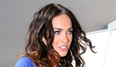 Megan Fox says 'Transformers' was 'the fattest' she's ever been