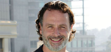 Andrew Lincoln on Walking Dead cliffhanger: don't open the gifts on Xmas eve