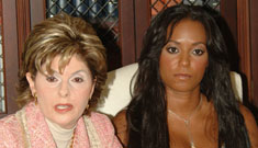 Scary Spice predictably files paternity suit