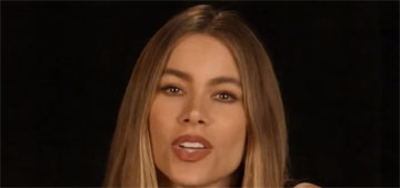 Sofia Vergara on aging: 'My knees are starting to look weird'