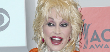 Dolly Parton, apolitical: 'I haven't even decided yet how I'm going to vote'