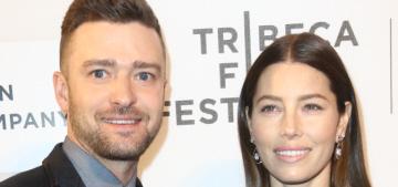Justin Timberlake & Jessica Biel are hosting a Hillary Clinton fundraiser