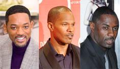 Will Smith, Jamie Foxx & Idris Elba vie to be first black James Bond