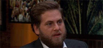 Jonah Hill was hospitalized for snorting too much 'fake cocaine' on WOWS set