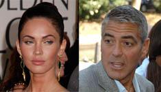Megan Fox wants to live like George Clooney